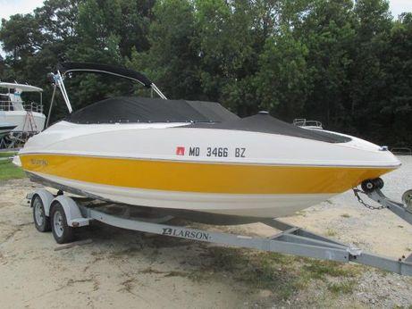 2007 Larson 206 Senza