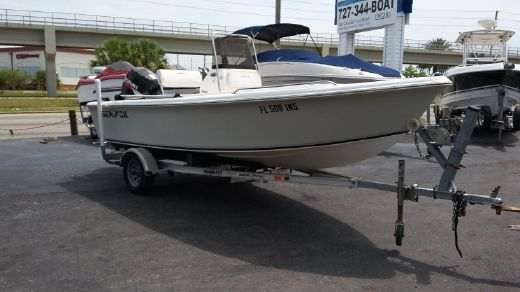 2007 Sea Fox 172 CC