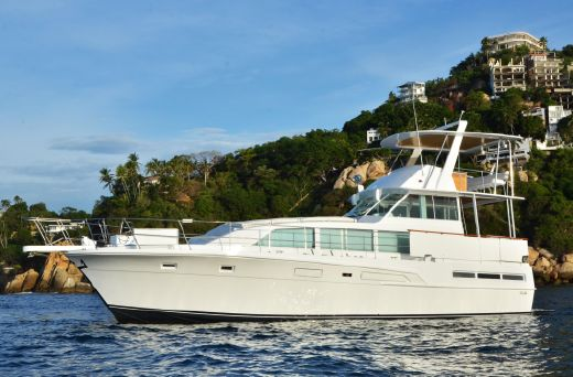 1972 Bertram 46 Flybridge Motor Yacht