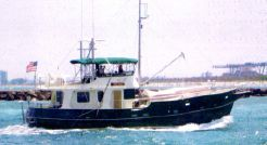 1994 Nielsen Trawler
