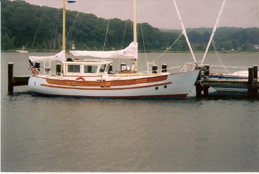 1979 Fisher 34