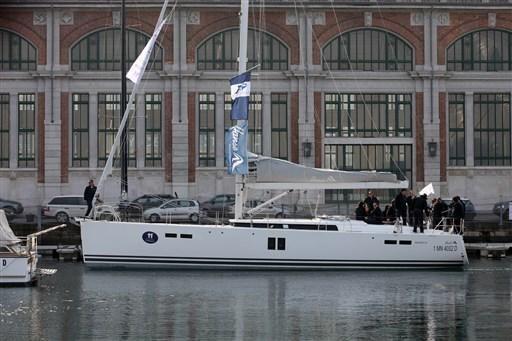 2010 Hanse Hanse 545