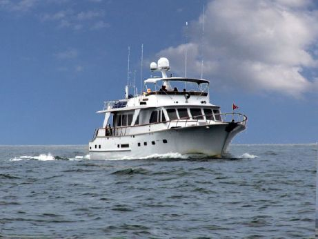 1989 Defever LRC (Long Range Cruiser) Trawler