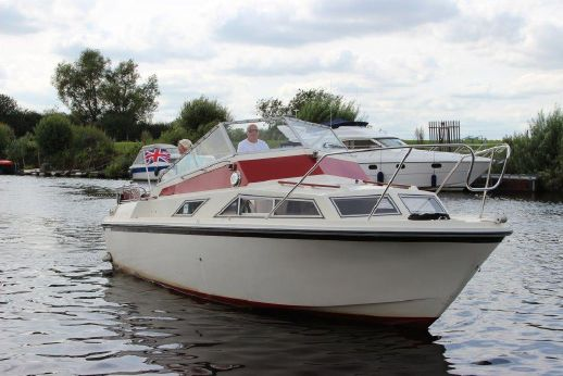 1978 Fairline Holiday