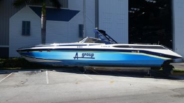 thumbnail photo 2: 1989 Wellcraft 50 Scarab Meteor 5000
