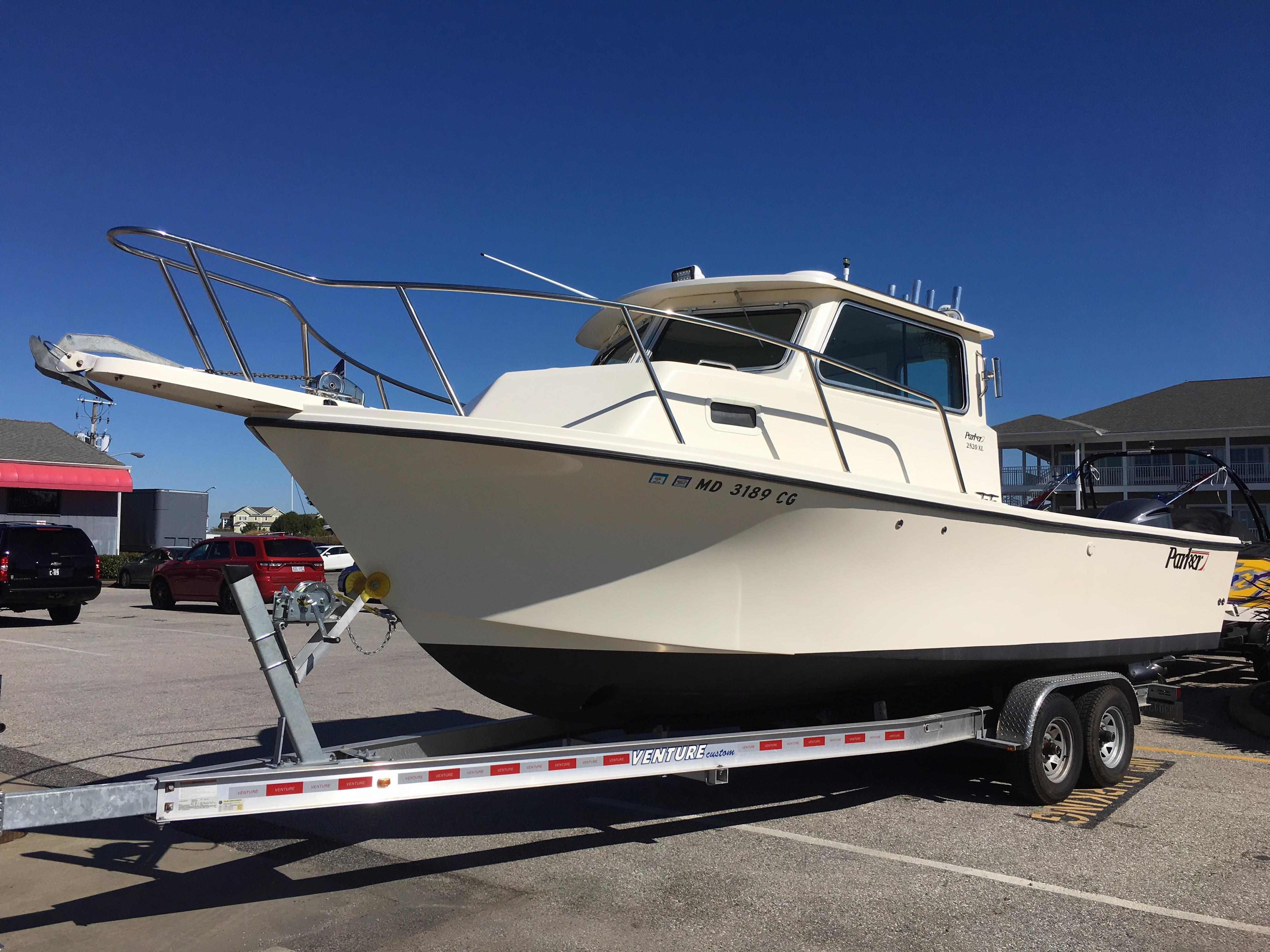 Parker | New and Used Boats for Sale in MD