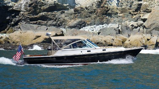 2012 Hunt Yachts Harrier 36
