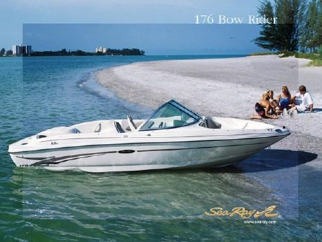 2002 Sea Ray 176 Bow Rider