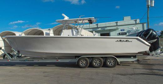 2014 Seahunter 37cc
