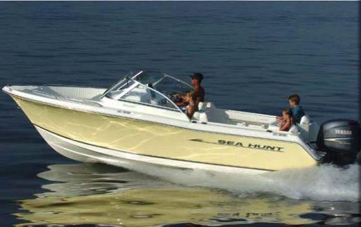 2006 Sea Hunt 22 Escape