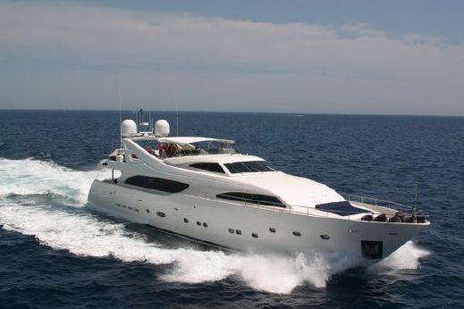 2002 Ferretti Yachts 112