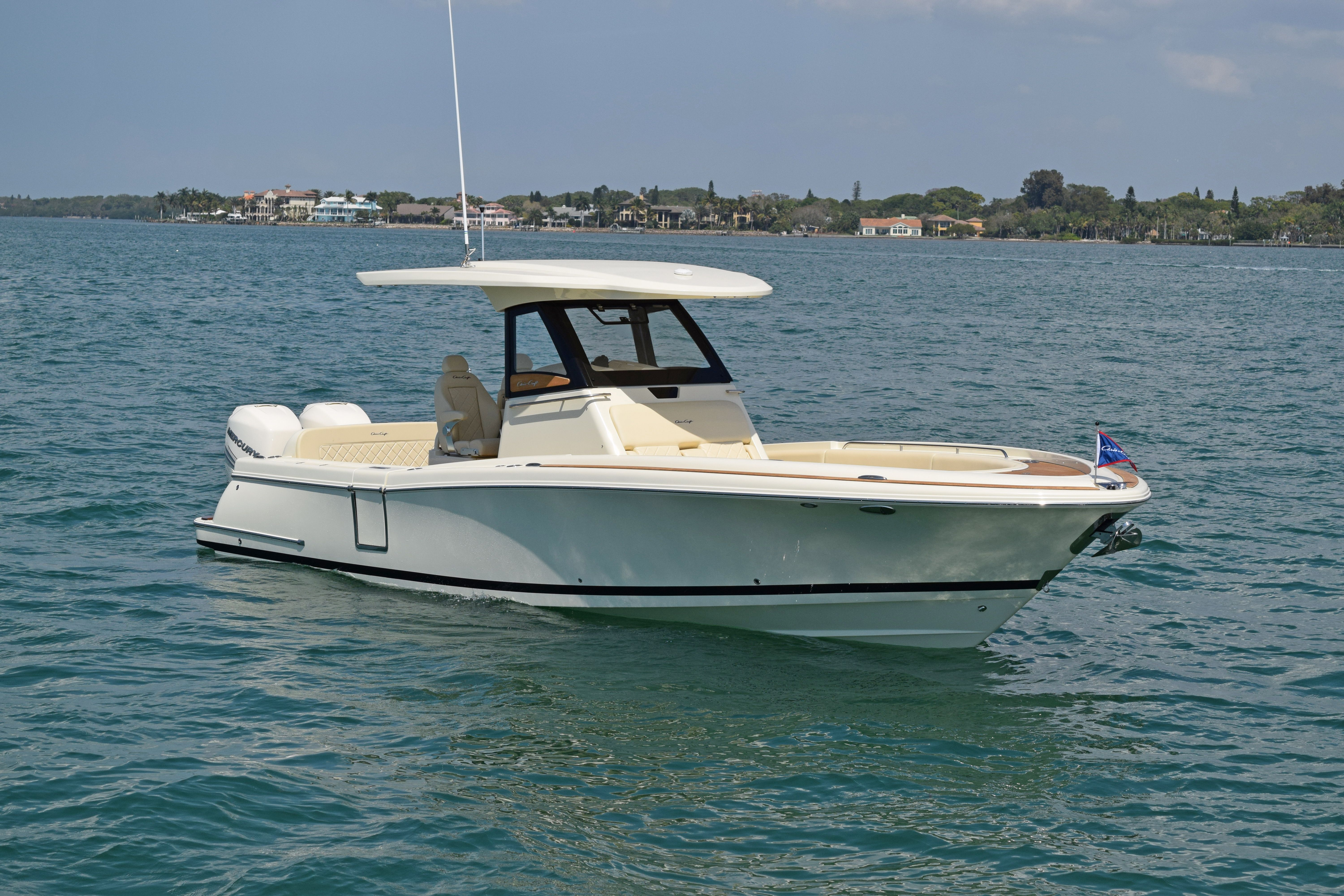 2018 Chris Craft Catalina 30 Power Boat For Sale Www