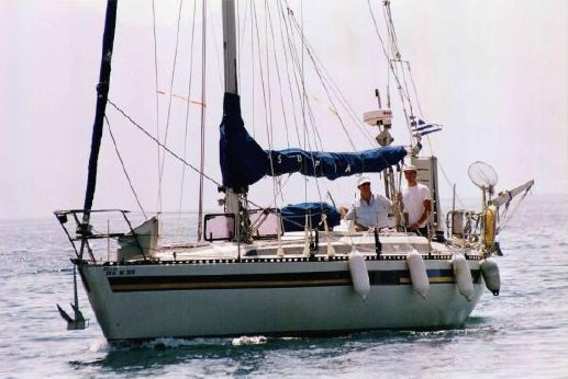 1982 Yachting France LA TESTE - Jouet 1120