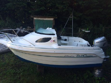 2004 Dell Quay Marlin 420