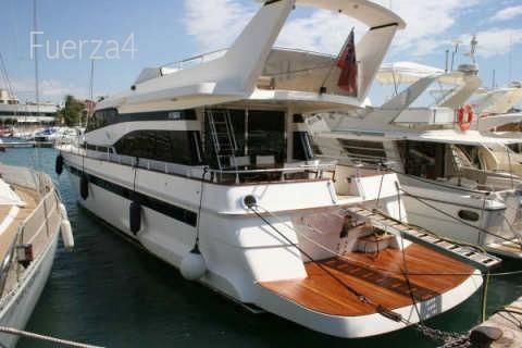 1992 Astondoa 58GL