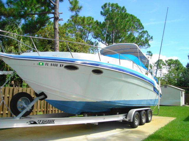 29 ft 1992 celebrity 290 sport cruiser