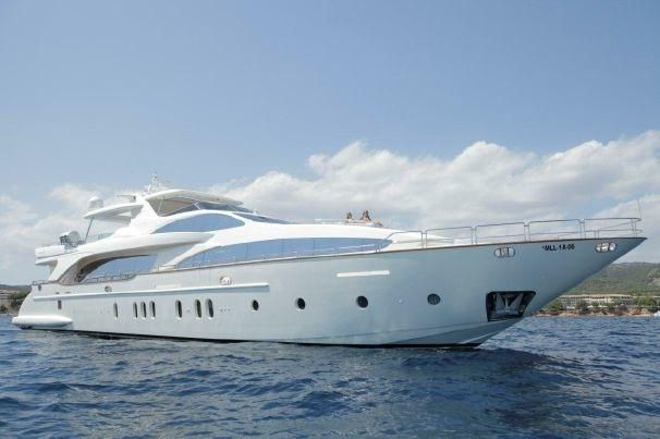 2006 azimut 116 power boat for sale for 50 ft motor yachts for sale