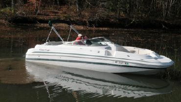 2000 Chris Craft 262 Sport Deck