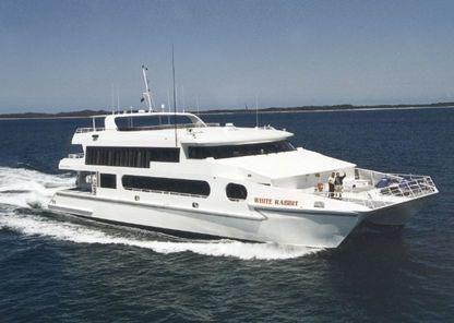 2000 Austal Catamaran 36m M/Y