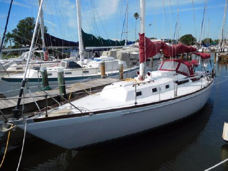 1967 Morgan 34 Sloop