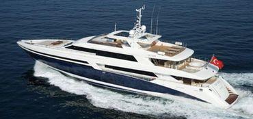2013 Mega Yacht B 145