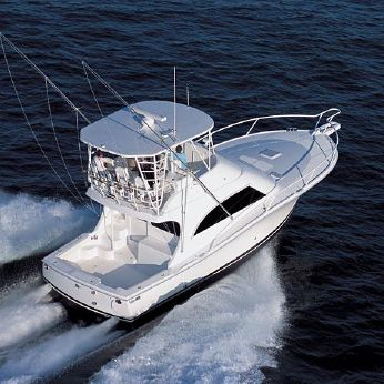 2004 Luhrs 41 Convertible