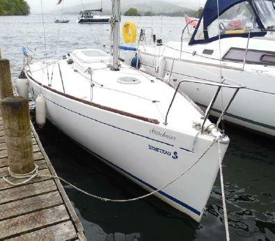 1998 Beneteau First 210