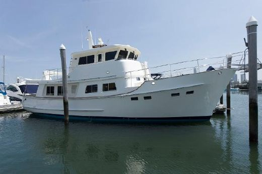Kadey-Krogen 55 Expedition Pilothouse