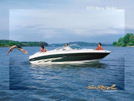 2002 Sea Ray 190 Bow Rider