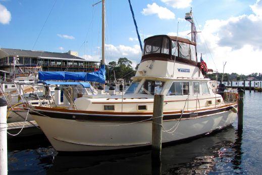 1973 Gulfstar 36 Trawler MK I