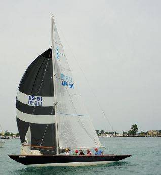 1935 Anker & Jensen Of Norway -  6 Meter