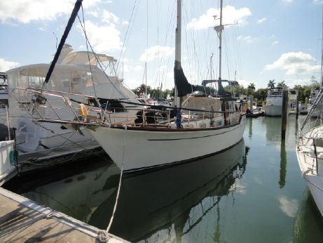 1986 Nauticat 44 Motorsailer