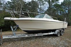 1985 Harbor Craft 26' Cuddy