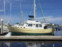 1981 Willard Marine 40 Trawler