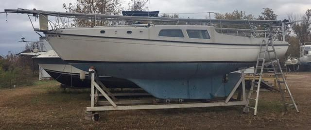 1967 Islander 33 Sail Boat For Sale - www yachtworld com