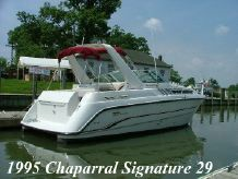 1995 Chaparral Signature