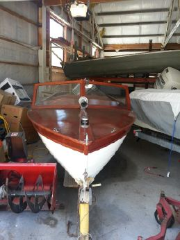 1956 Thompson 16 Runabout