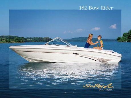 2002 Sea Ray 182 Bow Rider