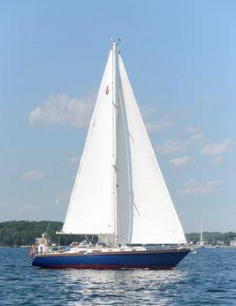 1984 Bristol 38.8 sloop