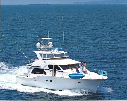 2002 Mikelson Pilothouse Sportfisher