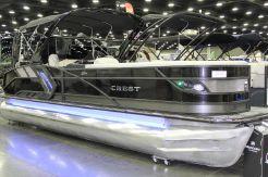 2020 Crest Caribbean Platinum 250 SLS