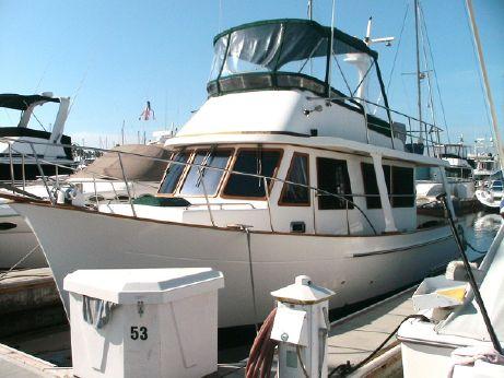 1987 Marine Trader Europa