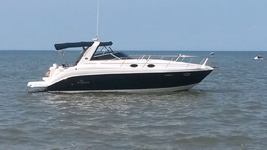 2007 Rinker 342 Express Cruiser