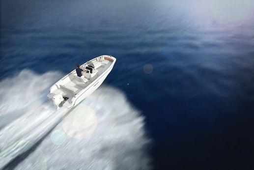 2017 Invictus Yacht 190FX