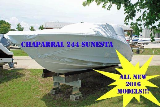 2016 Chaparral 244 Sunesta