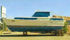 1968 Chris Craft Commander