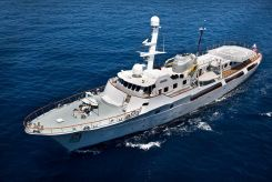 1973 Astilleros Y Talleres expedition Megayacht