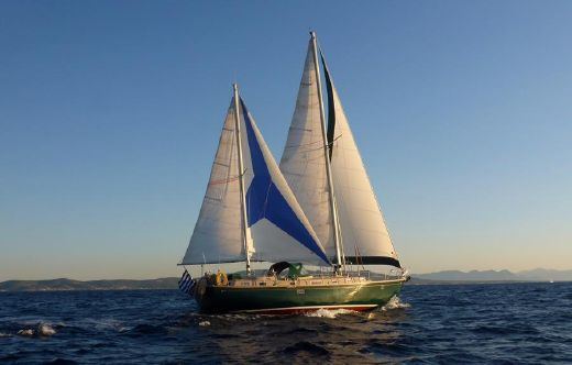 1983 Olympic Adventure 47 Ketch