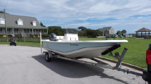 2009 Carolina Skiff 218 DLV