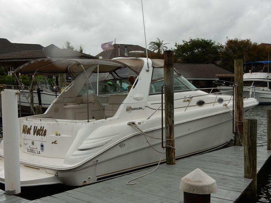 1999 Sea Ray 330 Sundancer Power Boat For Sale - www